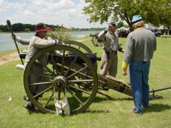 Civil War Battles in Texas