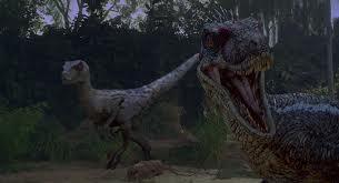 Velociraptors from Jurassic Park 3