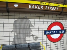 Sherlock Holmes - a famous private detective