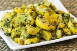 Tasty Recipe for Yellow Summer Squash