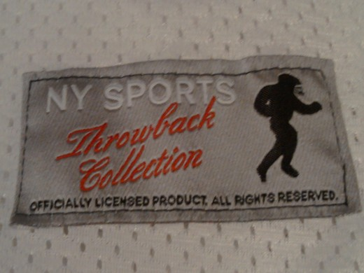 NY Sports Throwback Collection