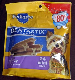 A Protest Against Pedigree and Mars Corporation