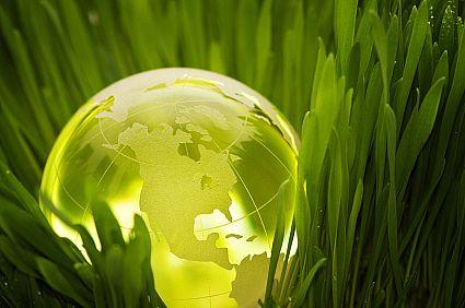 keep the Earth green