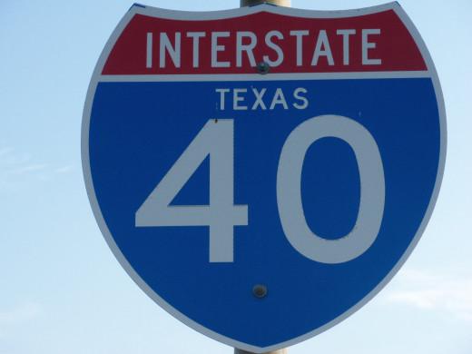Texas - 177.10 miles
