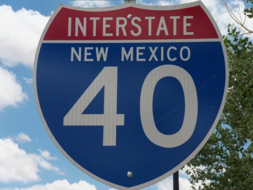 New Mexico - 373.51 miles