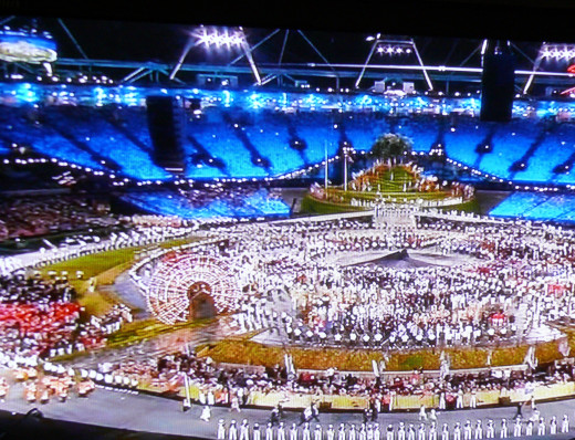 Opening Ceremony 2012-London