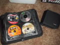 Video games in CD case
