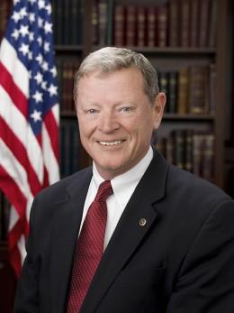 Senator Inhofe.