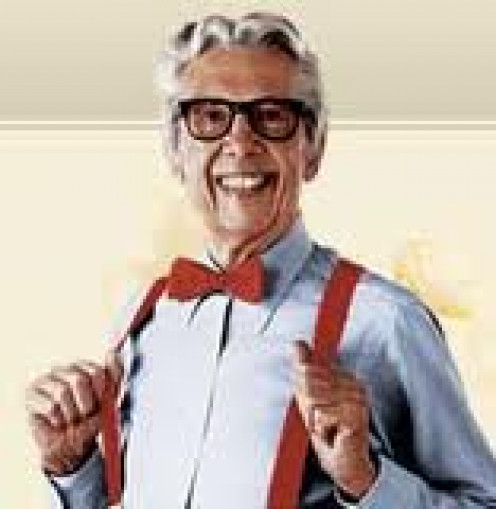 MR. ORVILLE REDENBACHER.