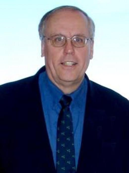 Dr. Edward Wegman.