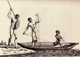 Australian Aborigines on Botany Bay by Arthur Phillip, 1790.