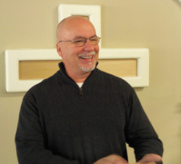 Pastor David Shipman author of Sufficient Grace