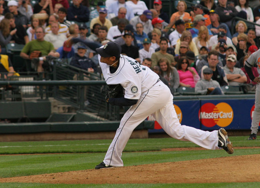 The Mariner's Felix Hernandez is one of most feared starting pitchers in the American League.