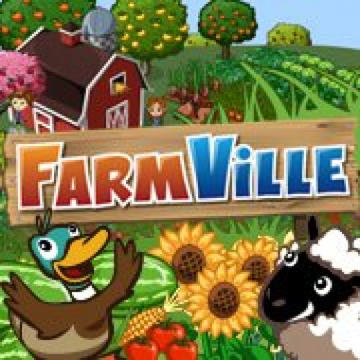 One of Zynga's Most popular and addictive games -- FarmVille
