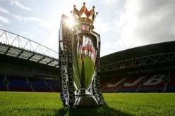 2012/2013 English Premier League Standings