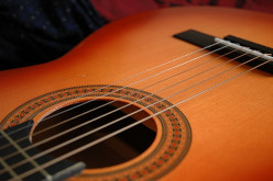 Guitar.  Want to learn to play that.