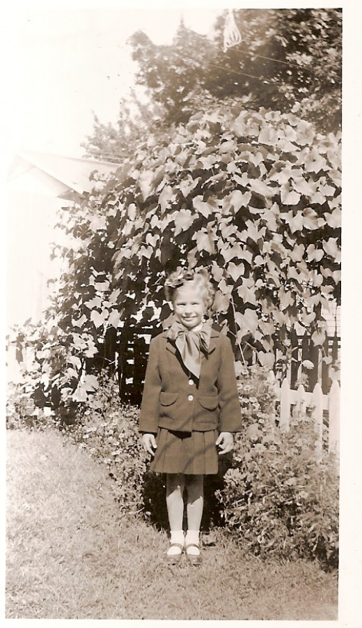 First grade...nice uniform and bowtie