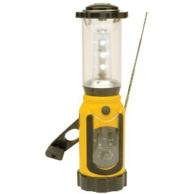 Wind 'N Go Portable Lantern/Radio