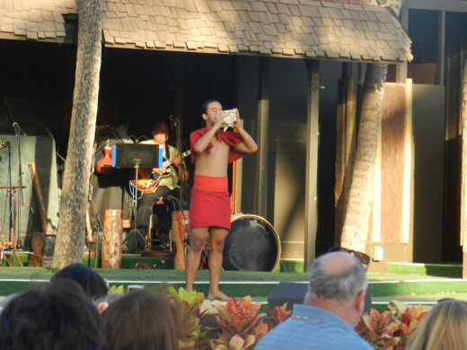 Experience a show and dinner Hawaiian style at Germaine's Family Luau