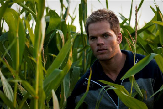 Wes Chatham stars as Brian, a man determined to save his girlfriend no matter what.