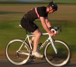 Build cycling power to improve your road cycling performance