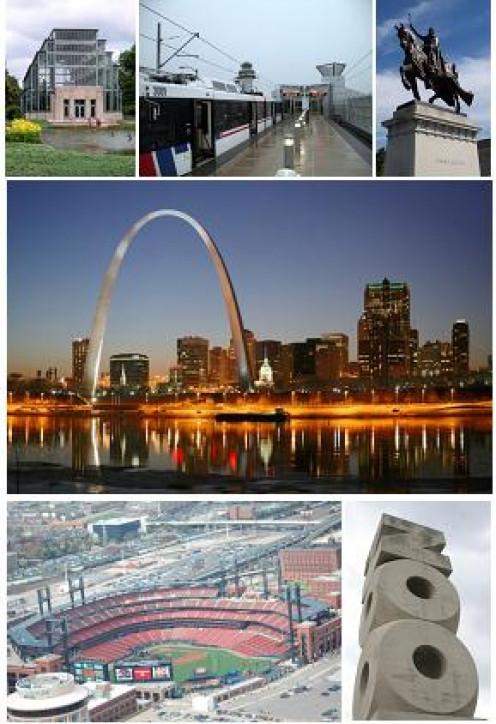 St. Louis Montage