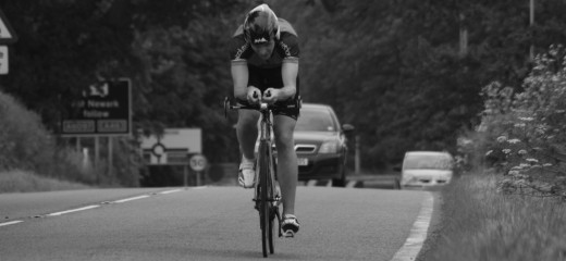 Time trialling requires a well developed threshold power for improved performance