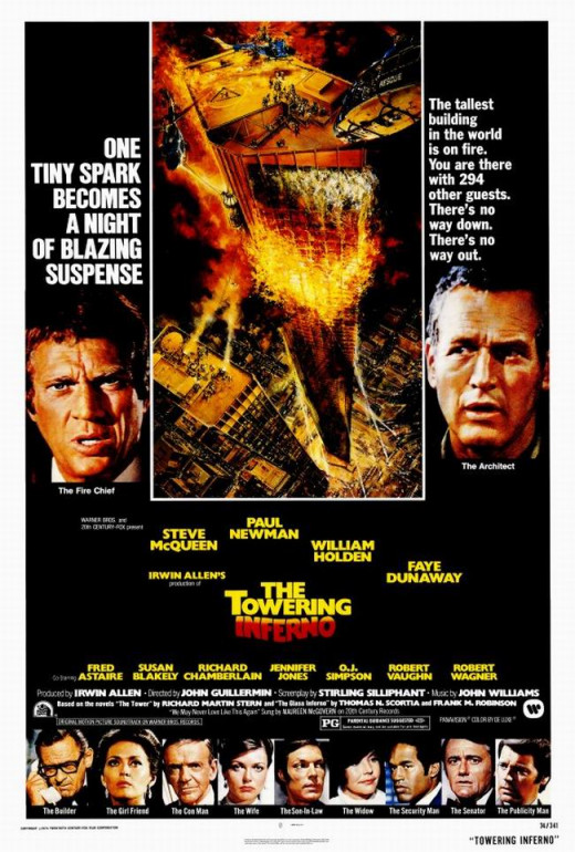 The Towering Inferno 1974