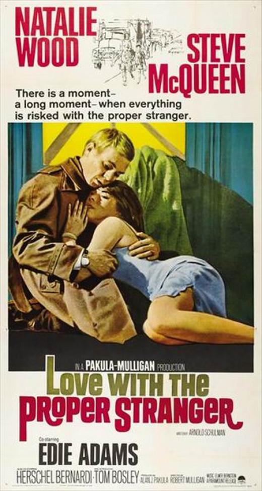 Love with the Proper Stranger (1963)