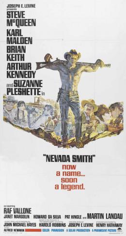 Nevada Smith 1966