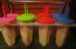 How to  Make Frozen Popsicles and Fruit Treats for Summer - Kids Cook Monday