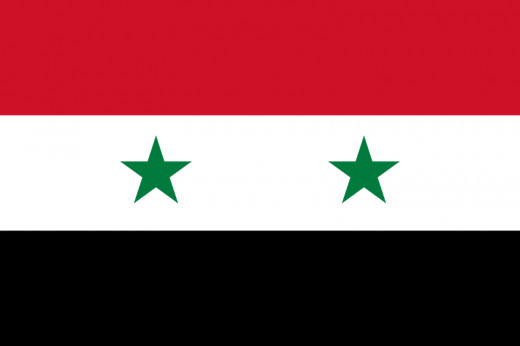 Flag of Syria since 1980, Other flags have been used since 1920.