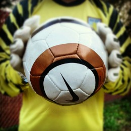 Controlling nervousness makes saves easier.