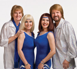 """The """"Abba"""" Tribute Band known as """"Adbacadabra."""" They were high energy throughout the whole show, and did an excellent job!"""