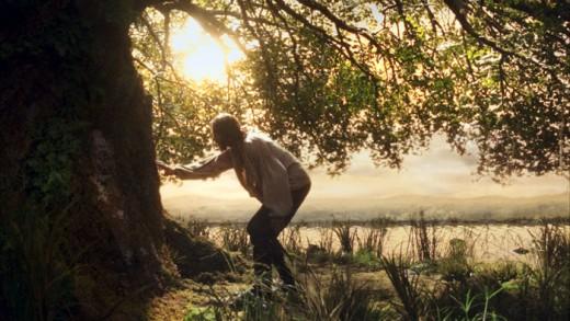 Hugh Jackman and The Tree of Life