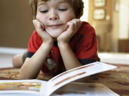 Books develop imagination