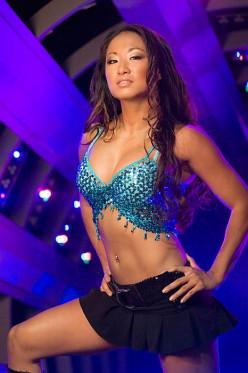 Asian Female Wrestlers