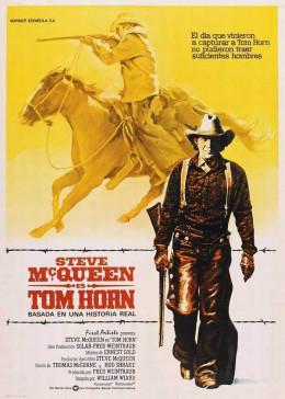 Tom Horn 1980 Spanish poster