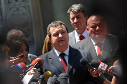 New Serbian Government - lead by new vice-president, premier - Ivica Dačić, leader of Serbian Socialistic Party.