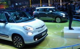 "FIAT 500L, ""MADE IN SERBIA"". This car will satisfy any customer. It's small, it has modern interior, it can be bought in all kind of versions. It's planed even to make the ""hybrid"" version of this car."