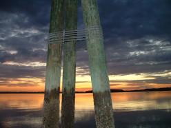 Winter Sunset at Hilton Head Island