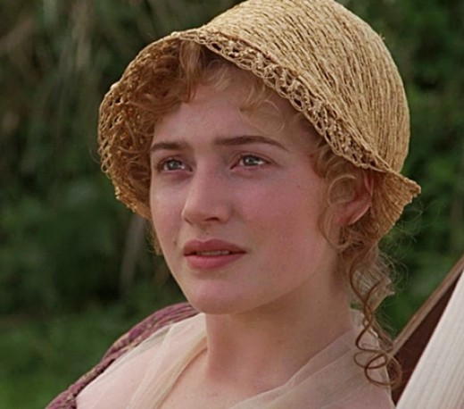 "Kate Winslet as Marianne Dashwood in ""Sense and Sensibility"" (1995)"