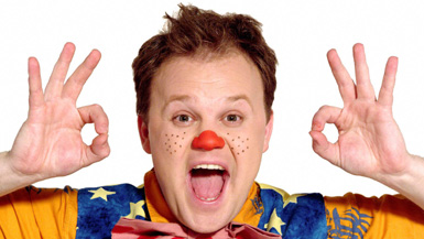 Mr Tumble from Something Special
