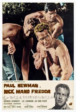 Cool Hand Luke (1967) Italian Poster
