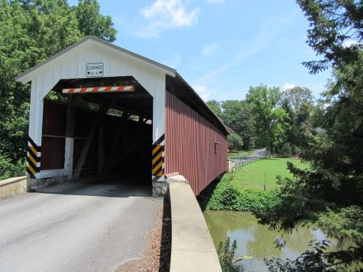 Neff's Mill Covered Bridge