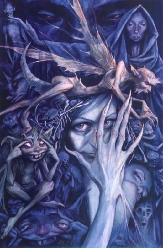 Brian Froud's Artwork
