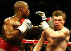 Best Boxers Pound For Pound: 2012