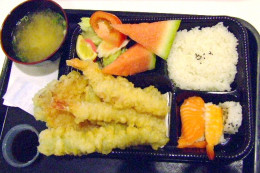 Tempura is a delicious food made famous by Japanese chefs