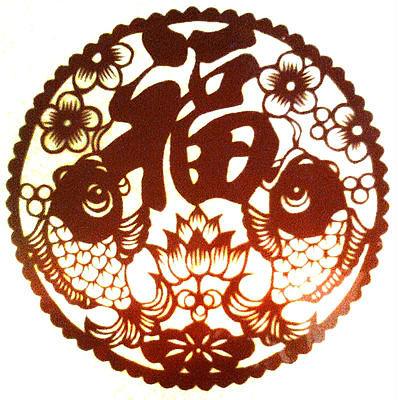 Chinese lucky motif, Ji xiang tu an