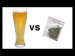Which is Worse: Marijuana or Alcohol?